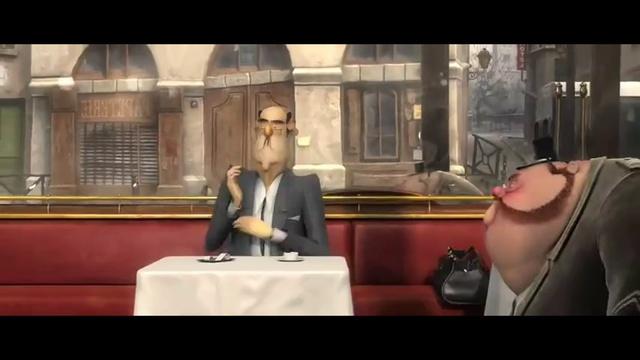 Кофе по-французски | French Roast [2008]
