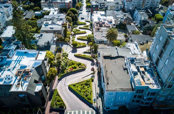 Сан-Франциско сделает платной самую популярную туристическую улицу