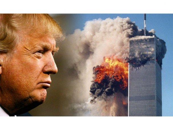 Еще 15 лет назад Трамп утверждал, что башни-близнецы были заминированы!