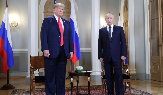 Трамп жестко обошелся с Пути…
