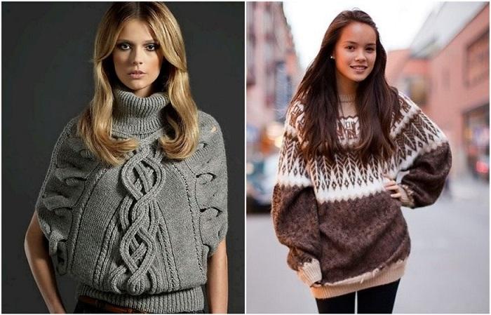 6 ошибок при выборе свитера, которые превращают стройных девушек в толстушек