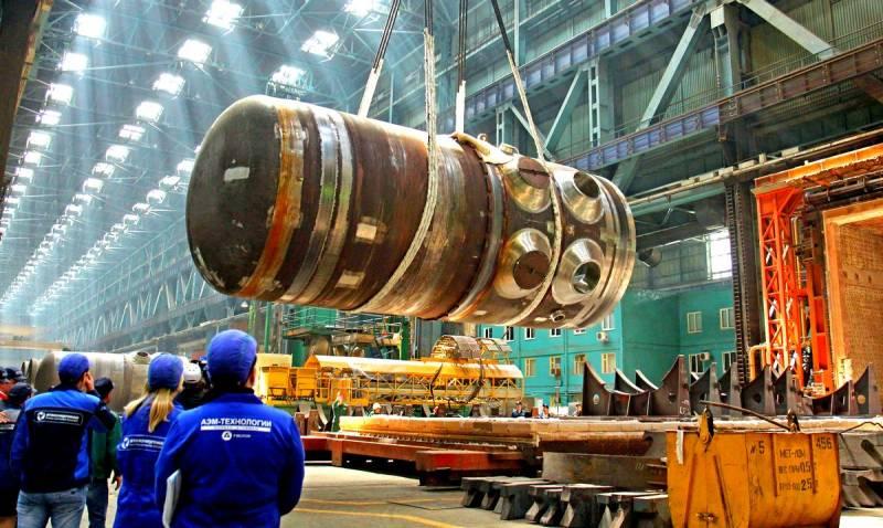 «Росатом» обходит конкурентов: Зачем России нужен новый реактор