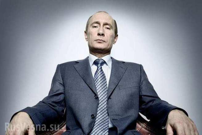 Аналитика. Новостные МАРКЕРЫ: Путин в Сирии УПЁРСЯ!!! Рождение нового Путина!