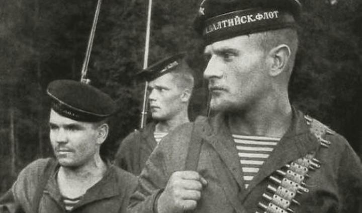 Годовщина подвига: Петергофский десант