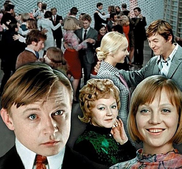 «Большая перемена» советского кино Большая перемена, СССР, ностальгия, советское кино