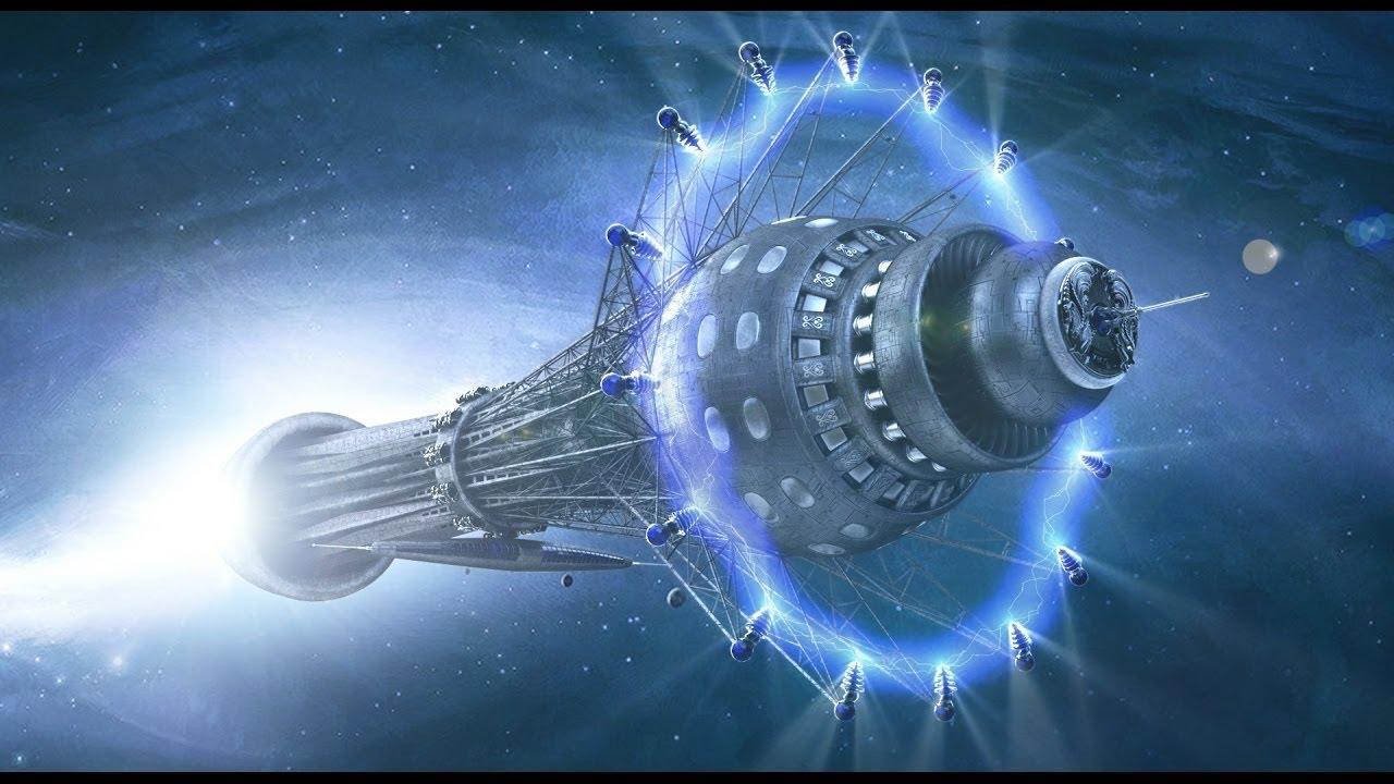 """Ученые исследовательского центра """"SETI"""" обнаружили комету, в хвосте которой прячутся три гигантских нераспознанных объекта"""