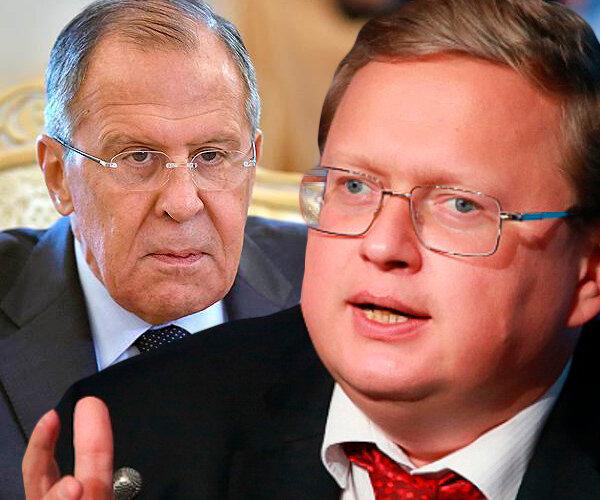 Делягин: министр Лавров признал, что правительство Медведева зависит от запада