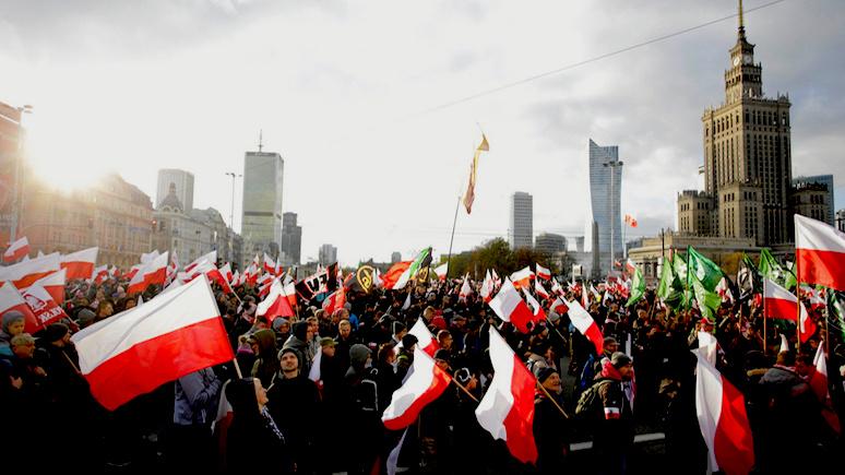 Onet: Польша — настолько важная страна, что новую войну Россия начнёт именно в ней