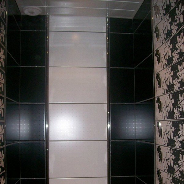 маленькая ванная комната