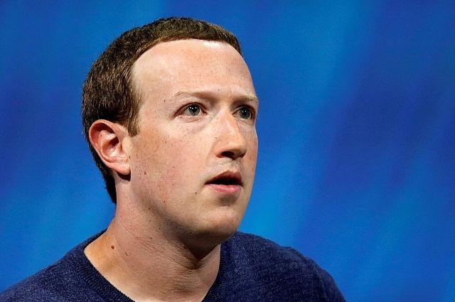 Совет Федерации пригласит Цукерберга выступить на одном из заседаний