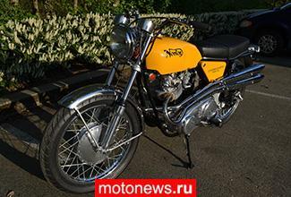 Мотоцикл Norton Commando S-Type 1969 уйдет с молотка на eBay