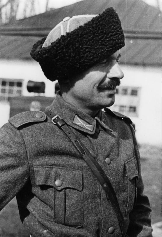 Казак вермахта, 1944 год. Коллаборационисты и их участь