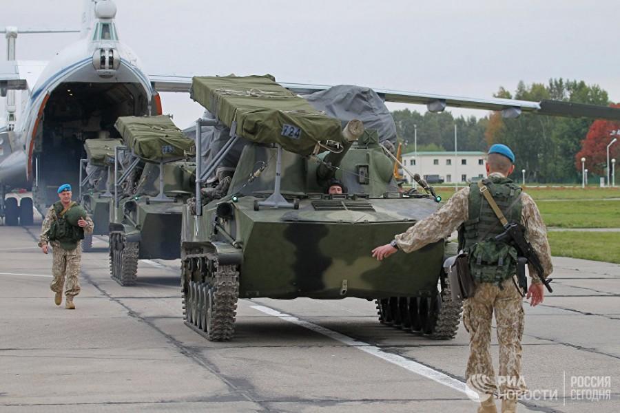 Россия без боя занимает Африку