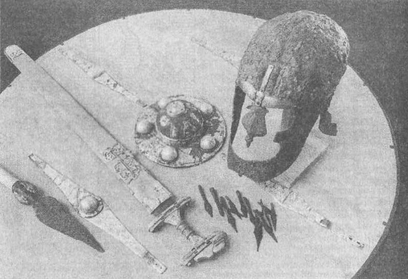 Вендельский период Швеции (550-800)