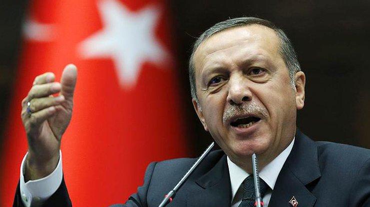 Эрдоган заявил, что откажется от вступления в ЕС, если придется долго ждать