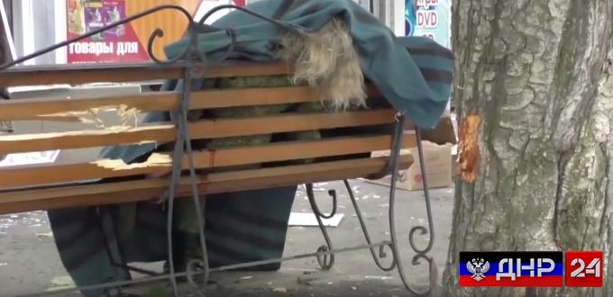 В столице ЛНР прогремел второй взрыв (видео 18+)