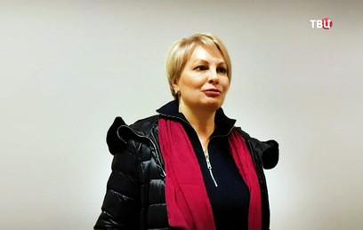 Депортированная из Латвии журналистка Курлаева вернулась в Россию