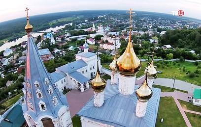 """""""Жемчужина нашей страны"""": город Гороховец отмечает 850-летие"""
