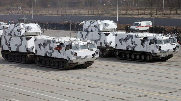 Тор-М2ДТ - арктический козырь русских, который пугает Америку