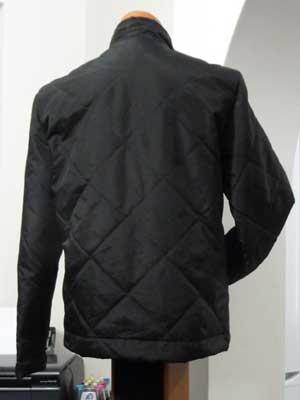 стеганная куртка