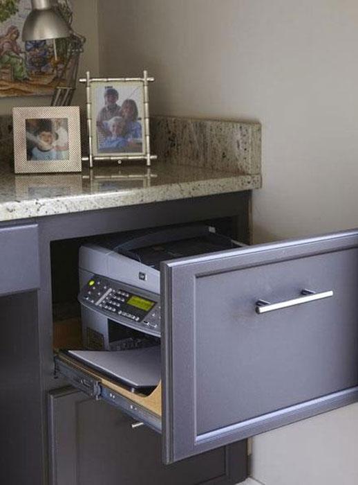 Ящик для принтера.