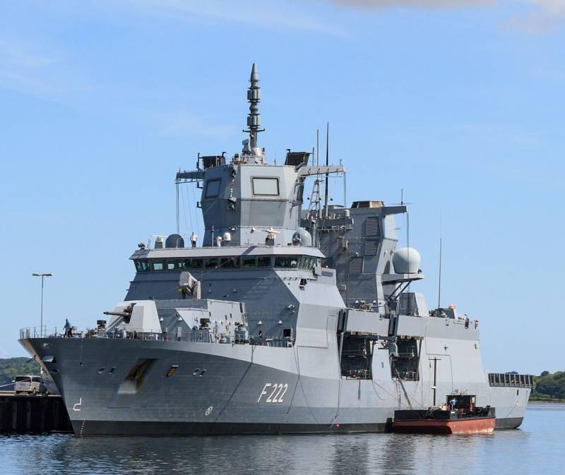 Проблемы фрегата Baden-Württemberg и угроза программе F125