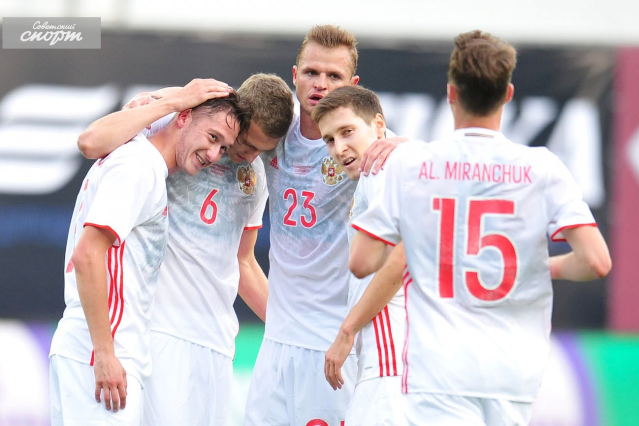 Миранчуки – первые близнецы, забившие за сборную страны