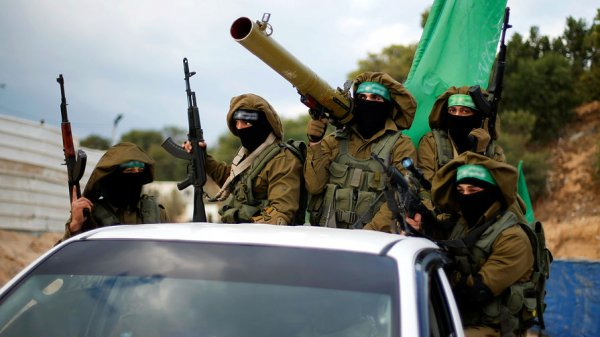 Третья интифада: ХАМАС объявило войну Израилю
