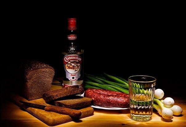 Как русскому выпить водки в США?