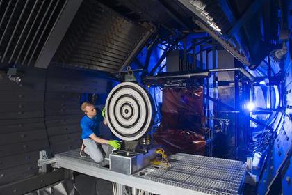 НАСА успешно испытало ионный двигатель