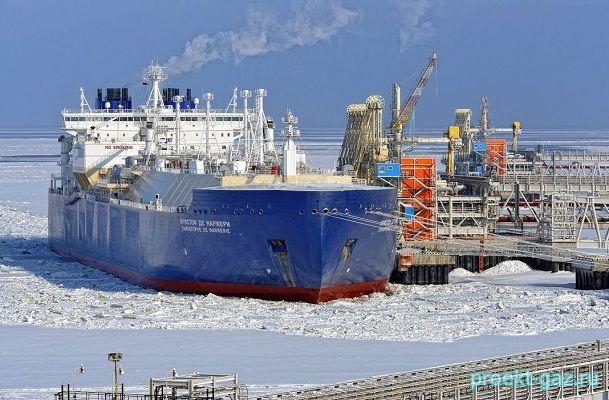 """""""Ямал СПГ"""" теперь экспортирует еще один вид газовой продукции"""
