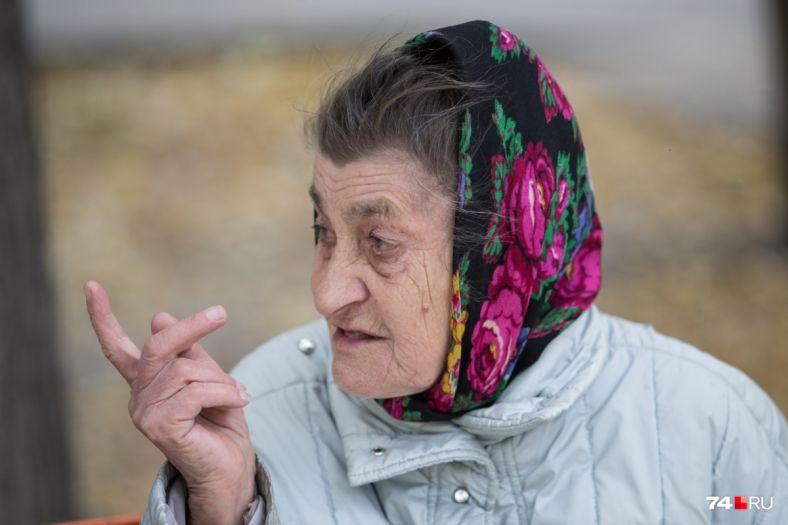 История пенсионерки и 33-летнего священника