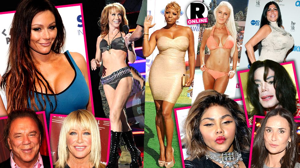 Hollywood's Nip/Tuck — Plastic Surgery Secrets & Scandals