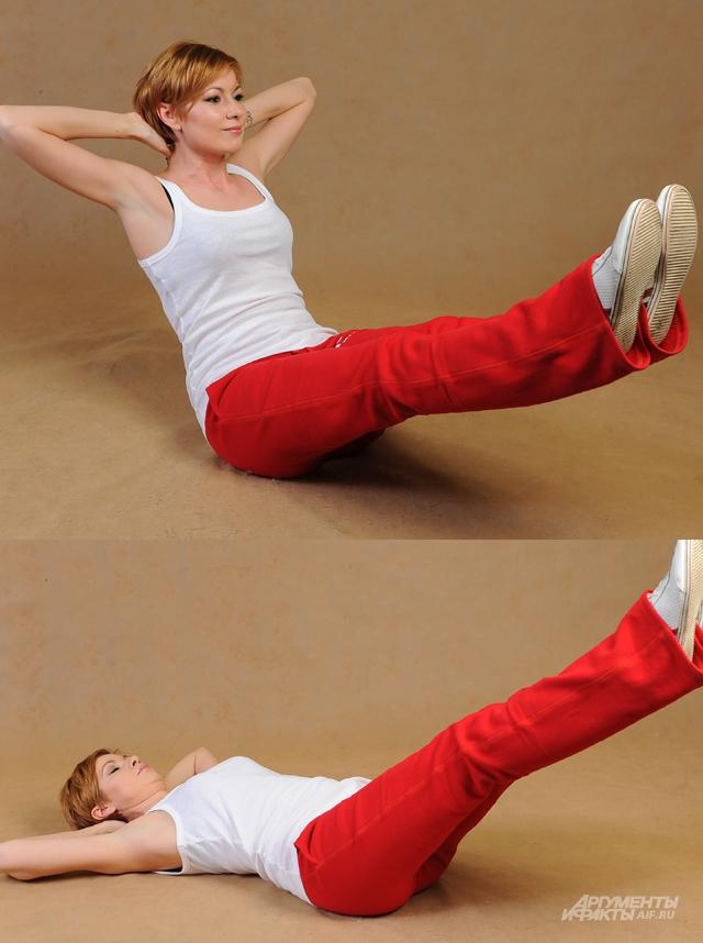 Как привести мышцы в тонус? 5 упражнений против сидячего образа жизни