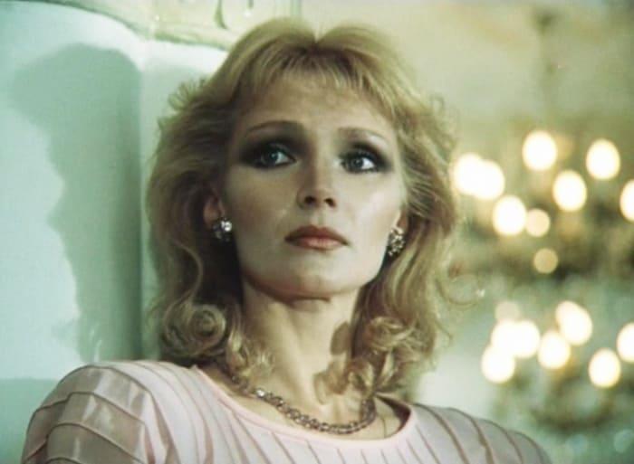 Татьяна Паркина в фильме *Крик дельфина*, 1986   Фото: kino-teatr.ru