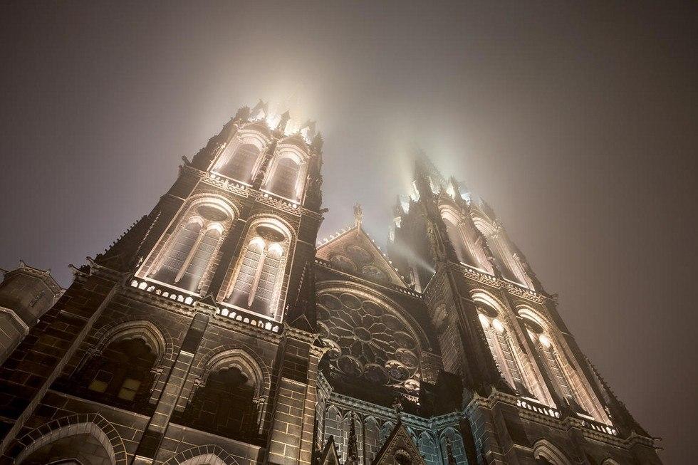Клермон-Ферранский собор, Франция
