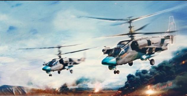 «Вертолеты России» начинают разработку вертолета-гибрида
