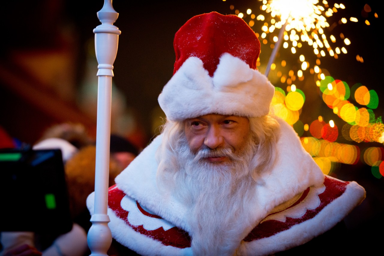 С Наступающим! Возле какой ёлки встретить Новый Год в Астрахани?