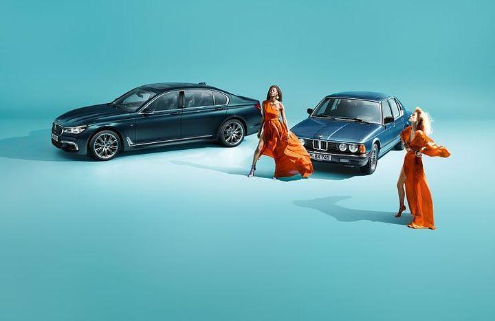 В России можно будет купить BMW 7 серии в юбилейном исполнении