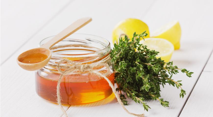 Тимьяновый мёд
