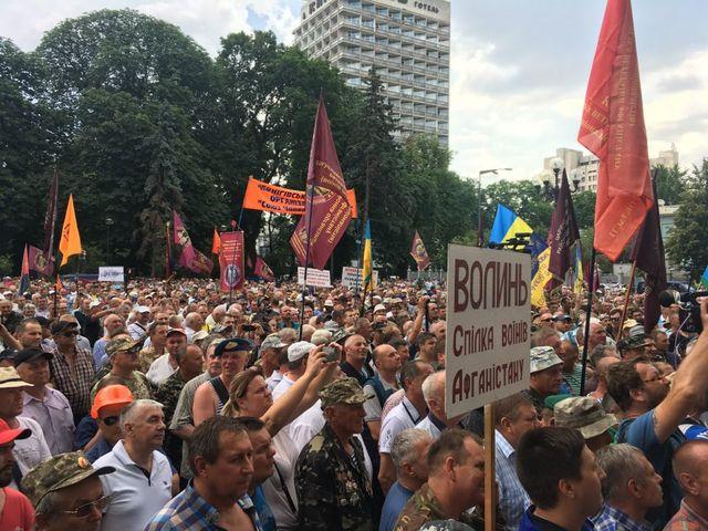 Александр Роджерс: Пару слов «афганцам и шахтёрам» Украины Майдана