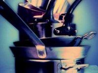 Мгновенная уборка кухни - не противно, а продуктивно!