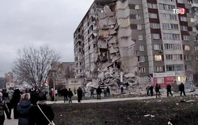 Полиция задержала жильца обрушившегося дома в Ижевске