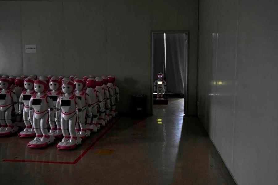 О новых воинах Китая, которые покорят нашу планету