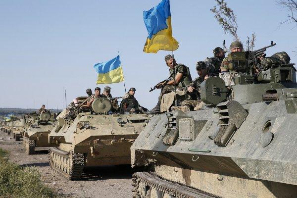 Небоевые потери украинских солдат на Донбассе превысили 10 000 человек