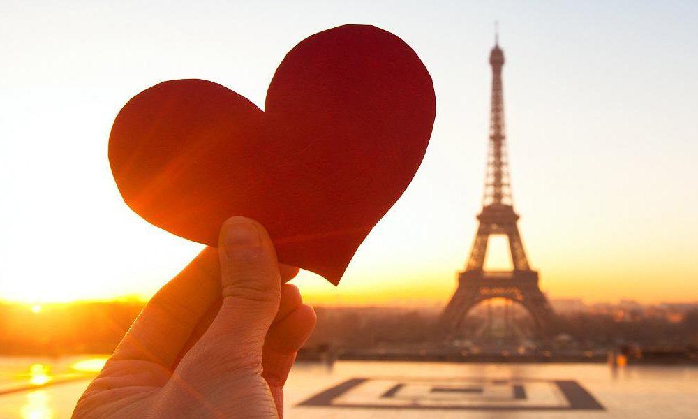 Париж для влюбленных – 15 ин…