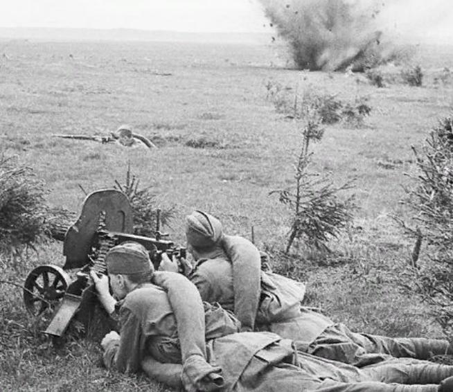 Как сражались советские пограничники в первые дни Великой Отечественной