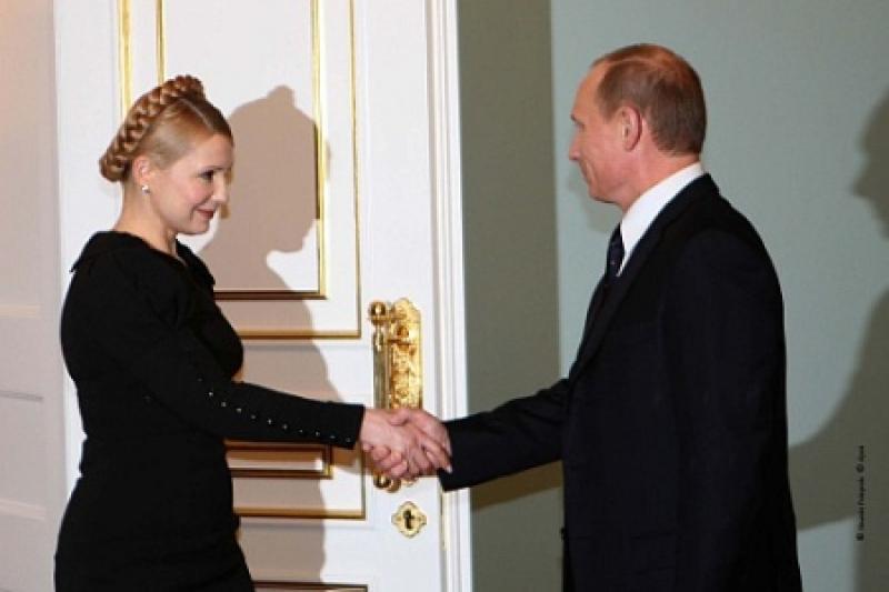 Стокгольмский арбитраж – подарок для Тимошенко. Москва сделала ставку на даму с косой?