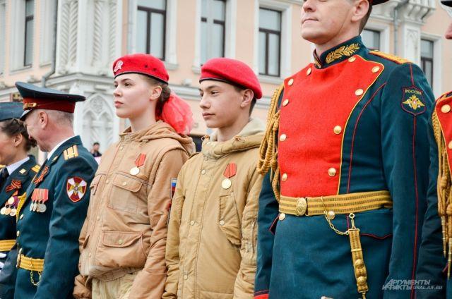 Юнармейцы России примут участие в финале военно-спортивной игры «Победа»