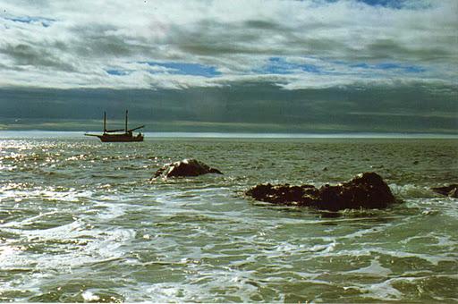 Поход на Шантарские острова (Хабаровский край). Фотоотчет